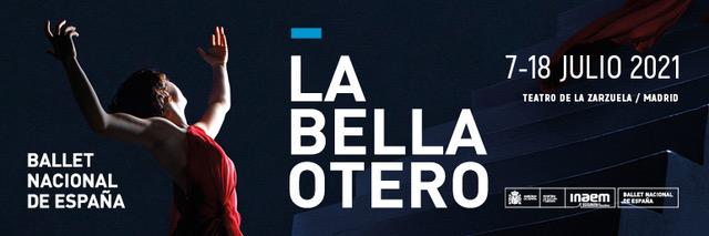 Ballet Nacional de España: La Bella Otero. Flamenco, danza española.