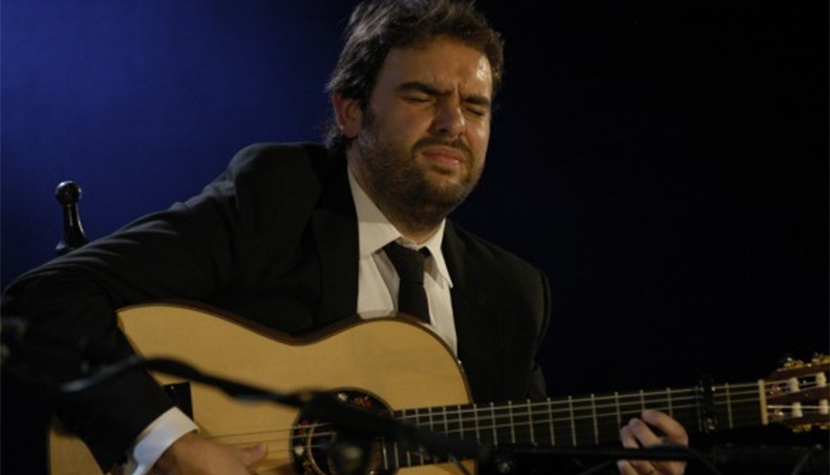 dani de moron,london guitar festival
