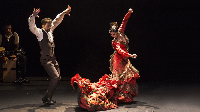 Flamenco On Fire 2015, Ballet Nacional de España, flamenco Pamplona