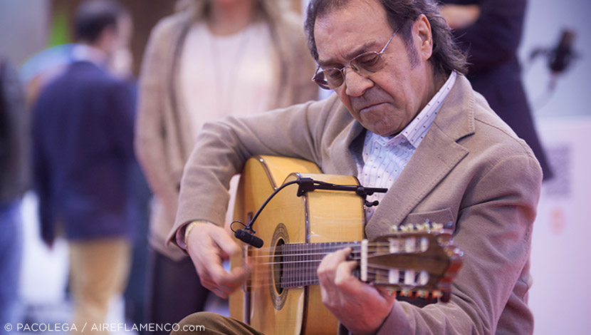 Pepe Habichuela Flamenco On Fire