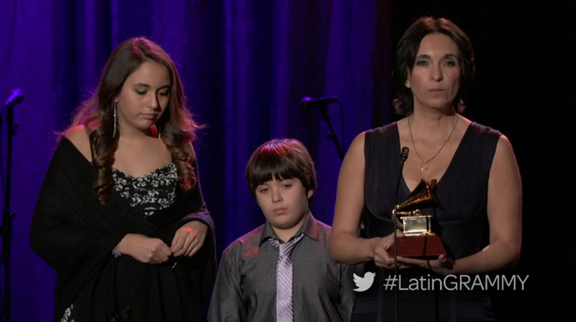 gabriela canseco latin grammy