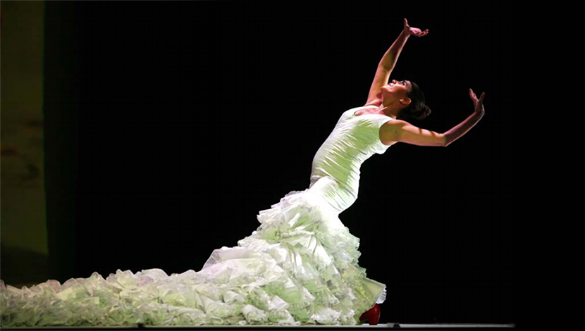 flamenco festival london sadlers wells