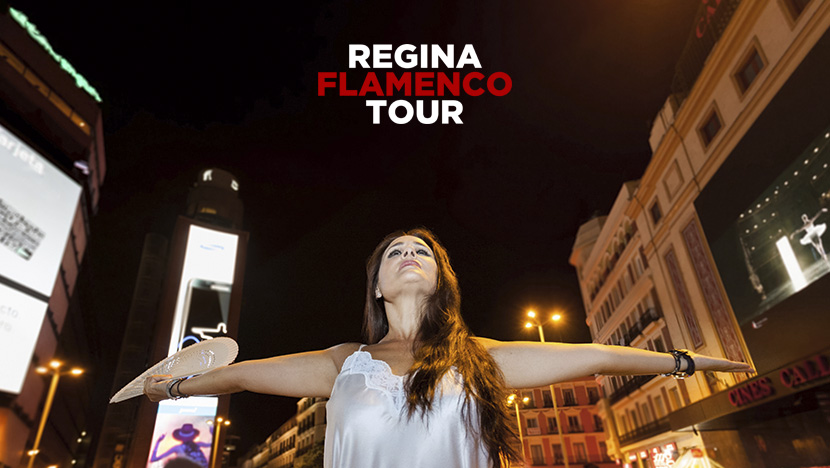 Regina Flamenco Tour
