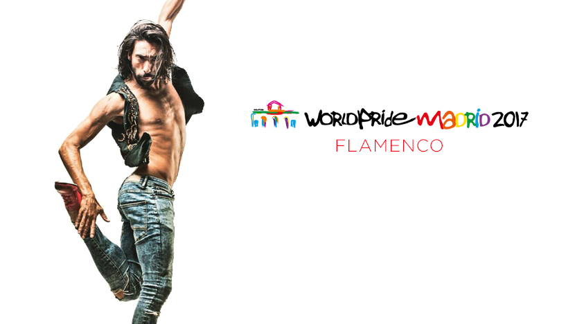 Flamenco en World Pride Madrid 2017