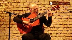 Guitarra Flamenca: Rafael Rodríguez 'El Cabeza' por malagueña
