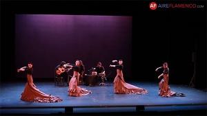 Tinevo, de Emilio Ochando, Primer Premio Certamen de Coreografía de Danza Española y Flamenco