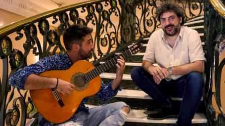Antonio Serrano y Antonio Sánchez, flamenco en Noches de Verano