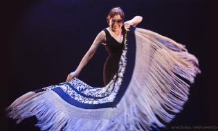 Cata Flamenca de Montilla en honor a Blanca del Rey