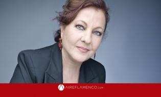 Carmen Linares recuerda a Bruno en Fuenlabrada