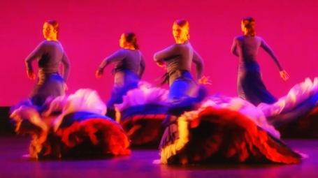 Un tablao flamenco en streaming desde Estados Unidos