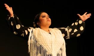 El baile de Fumi Morofuji triunfa en el Concurso Flamenco de Japón 2019