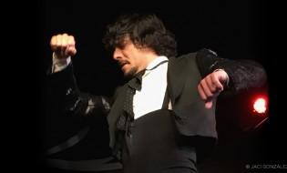 El baile flamenco de Jesús Carmona vuelve a Corral de la Morería