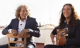 José Mercé y Tomatito presentan su nuevo single Jerez