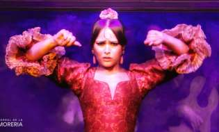 El baile flamenco de Macarena Ramírez arrasa en The Dancer