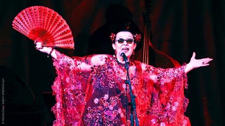 El glamour flamenco de Martirio en el Teatro de la Zarzuela