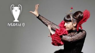 Flamenco en Madrid 19 UEFA Champions Festival