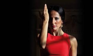 Mercedes Ruiz baila Tauromagia de Manolo Sanlúcar
