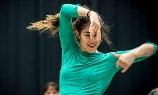 La bailaora Patricia Guerrero, Premio Nacional de Danza 2021