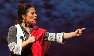 Estepona estrena su nueva plaza flamenca de Rocío Bazán