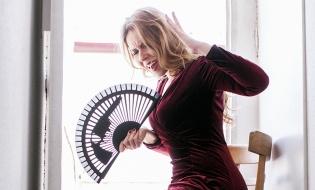 El cante flamenco de Rocío Márquez en el Teatro Circo Price de Madrid