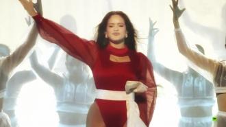 Rosalía es la máxima triunfadora en los Latin Grammy 2019