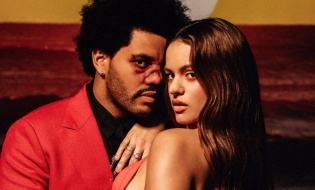 El flamenco de Rosalía con The Weeknd en Blinding Lights