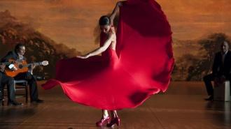 El baile flamenco de Sara Baras en Atenas
