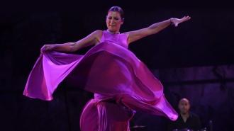 La gran noche flamenca de Sara Baras en Marbella