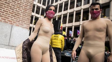 Los tablaos flamencos de España se desnudan
