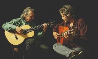 Titonete es el álbum conjunto de Tito Alcedo y Nono García